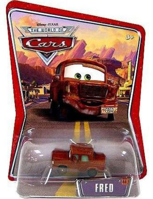 Disney / Pixar Cars The World of Cars Series 1 Fred Diecast Car