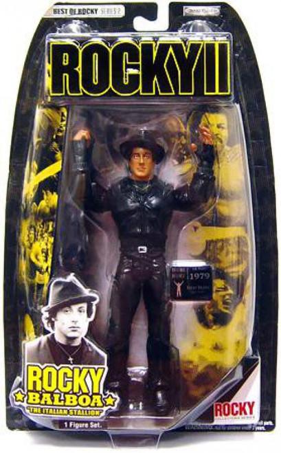Rocky II Best of Rocky Series 2 Rocky Balboa Action Figure