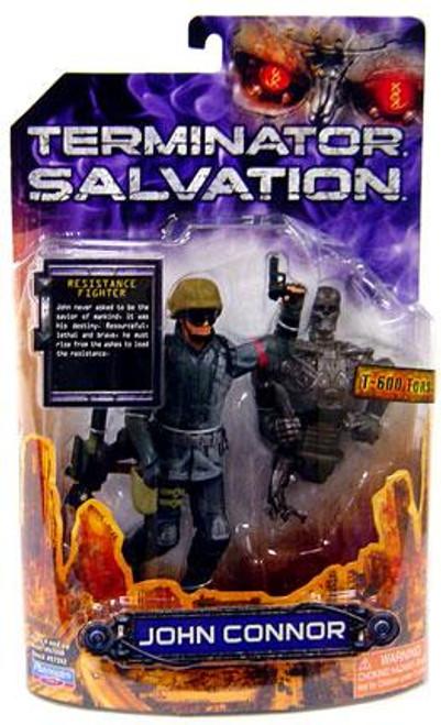 Terminator Salvation John Connor Action Figure