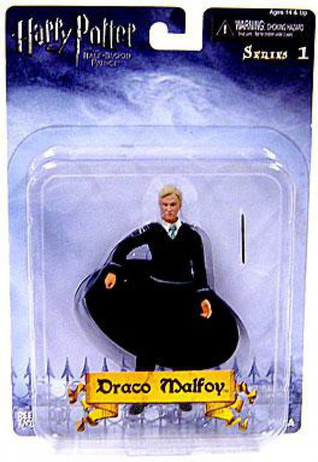 NECA Harry Potter The Half Blood Prince Draco Malfoy Action Figure