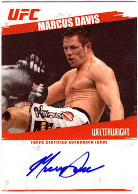 Topps UFC 2009 Round 2 Denis Kang Autograph Card FA-MD