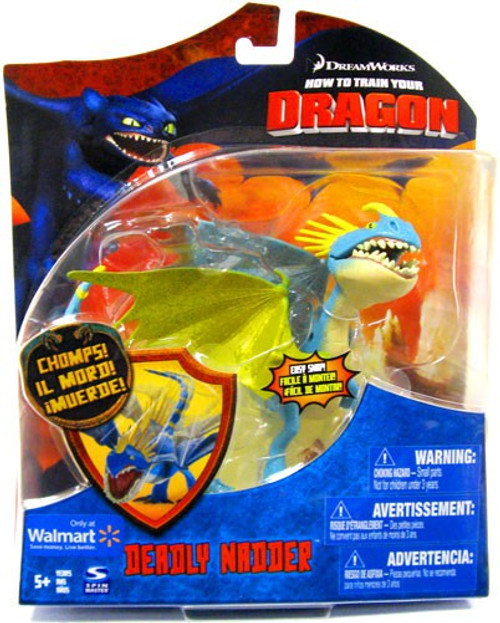 How to Train Your Dragon Deadly Nadder Exclusive Action Figure [7 Inch]