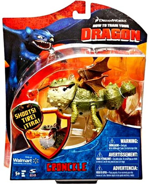 How to Train Your Dragon Gronckle Action Figure