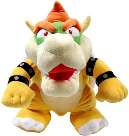 Super Mario Bros Bowser 16-Inch Plush