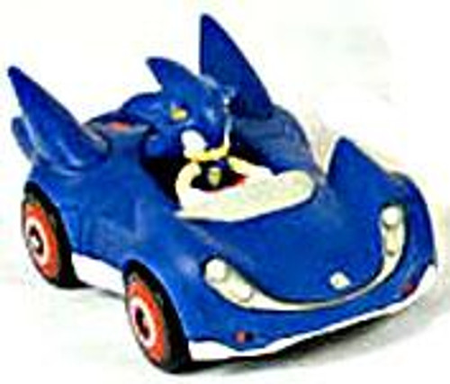 Sonic The Hedgehog Sega All-Stars Racing Sonic 1.5-Inch Figure Vehicle [Loose]