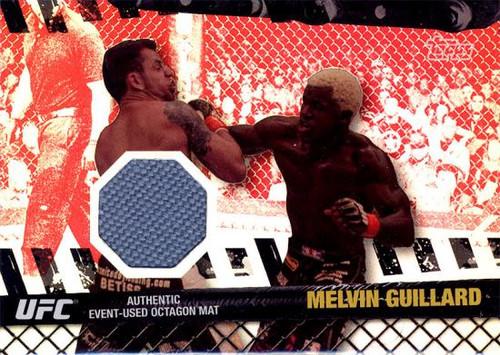 Topps UFC 2010 Championship Fight Mat Relic Melvin Guillard FM-MG [Gray]