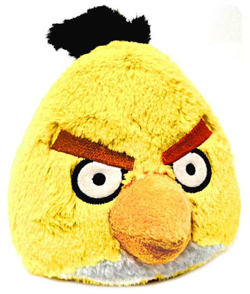 Angry Birds Yellow Bird 12-Inch Plush [With Sound]