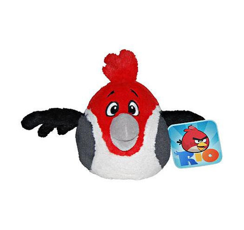 Angry Birds Rio Pedro 5-Inch Plush [Talking]