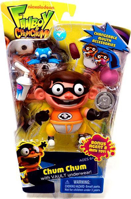 Fanboy & Chum Chum Chum Chum Exclusive Action Figure