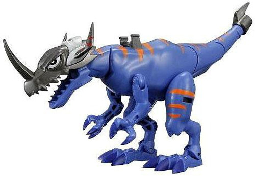 Digimon Xros Wars Graymon PVC Figure #03