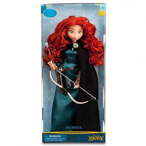 Disney / Pixar Brave Merida Exclusive 11-Inch Doll