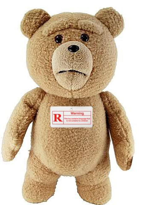"""Ted Movie Ted 16-Inch Plush [""""R"""" Version]"""
