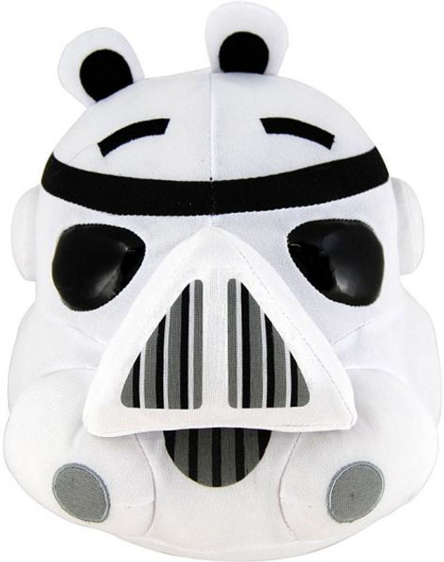 Star Wars Angry Birds Stormtrooper Pig 16-Inch Plush