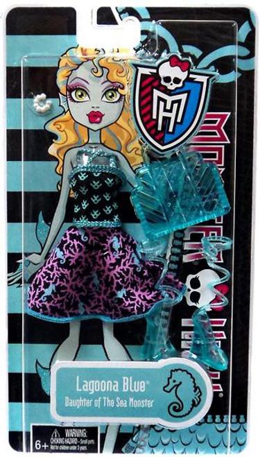 Monster High Lagoona Blue Fashion Pack [Skirt]