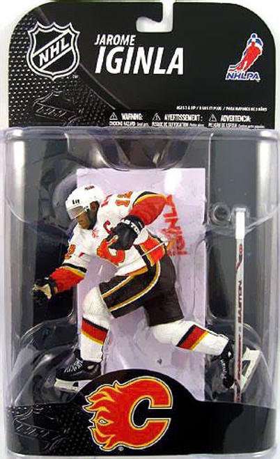 McFarlane Toys NHL Sports Picks Exclusive Jarome Iginla Exclusive Action Figure