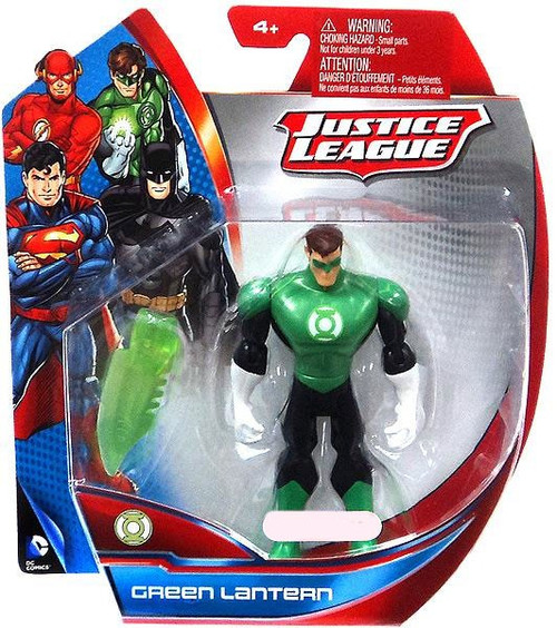 Justice League Green Lantern Exclusive Action Figure