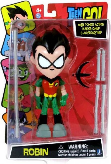 Teen Titans Go! Robin Action Figure [Karate Chop]