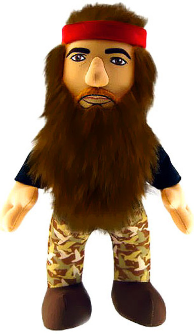 Duck Dynasty Willy 13-Inch Plush Figure [With Sound]