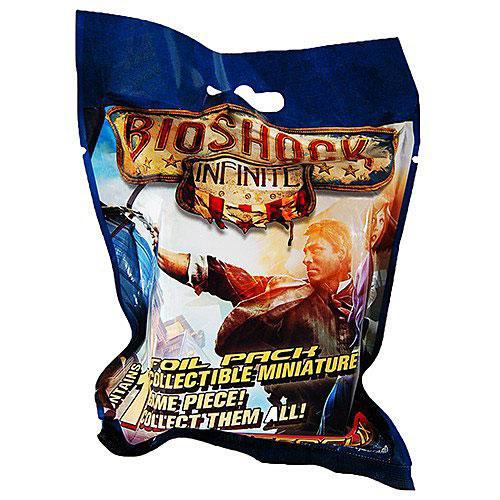 HeroClix Bioshock Infinite Booster Pack