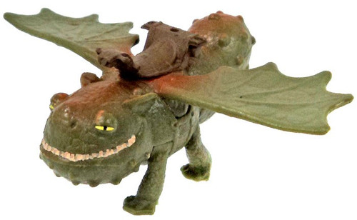 How to Train Your Dragon 2 Gronckle 2-Inch PVC Figure [Mouth Closed]