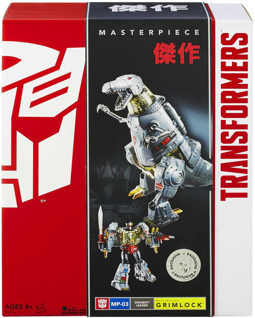 Transformers Masterpiece Grimlock Exclusive Action Figure