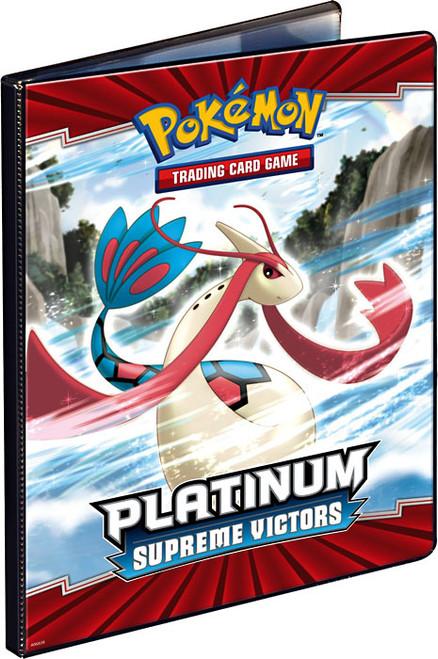 Ultra Pro Pokemon Platinum Supreme Victors 9-Pocket Binder [Version 2]
