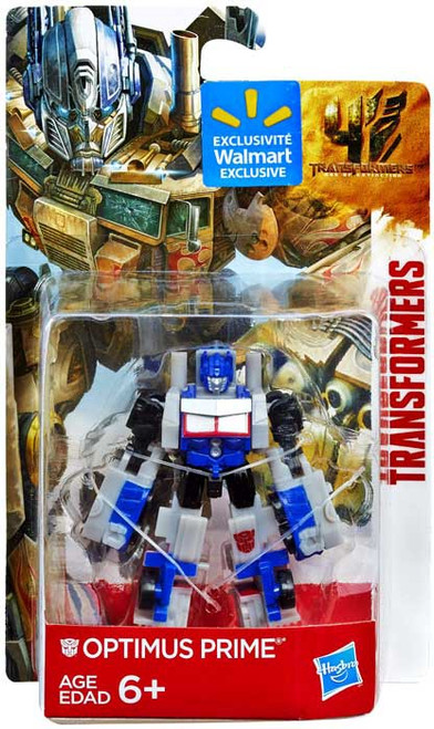 Transformers Age of Extinction Optimus Prime Exclusive Legend Action Figure