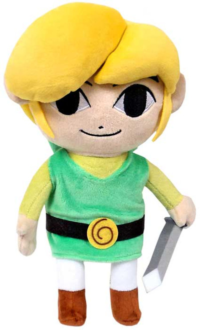 The Legend of Zelda The Windwaker HD Link 12-Inch Plush