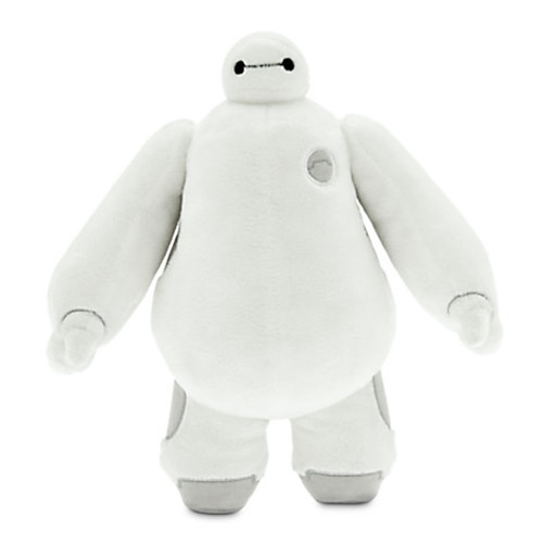 Disney Big Hero 6 Baymax 10.5-Inch Plush [White Version]