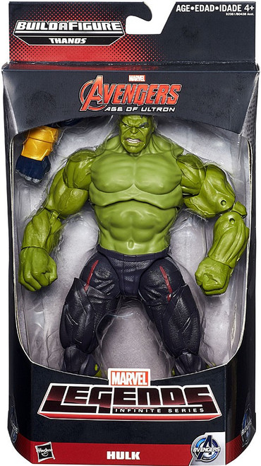 Marvel Legends Avengers Thanos Series Hulk Action Figure