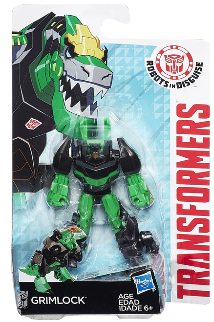 Transformers Robots in Disguise Grimlock Legion Action Figure
