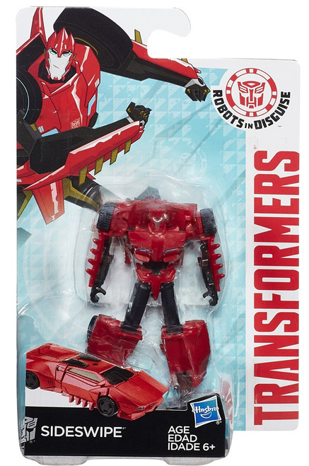 Transformers Robots in Disguise Sideswipe Legion Action Figure