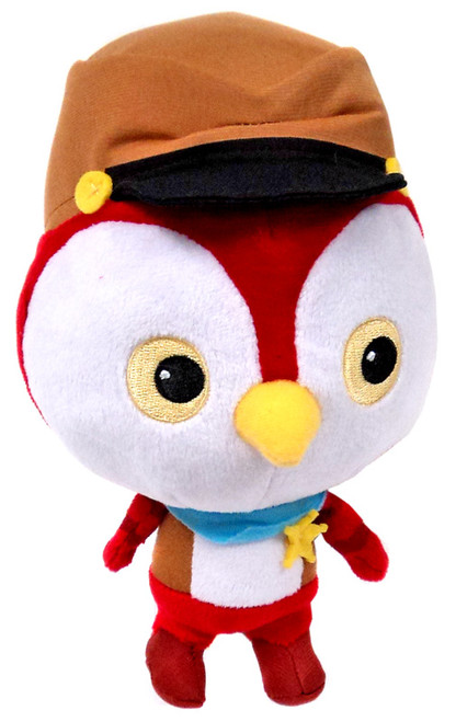 Sheriff Callie's Wild West Disney Junior Deputy Peck 8-Inch Plush