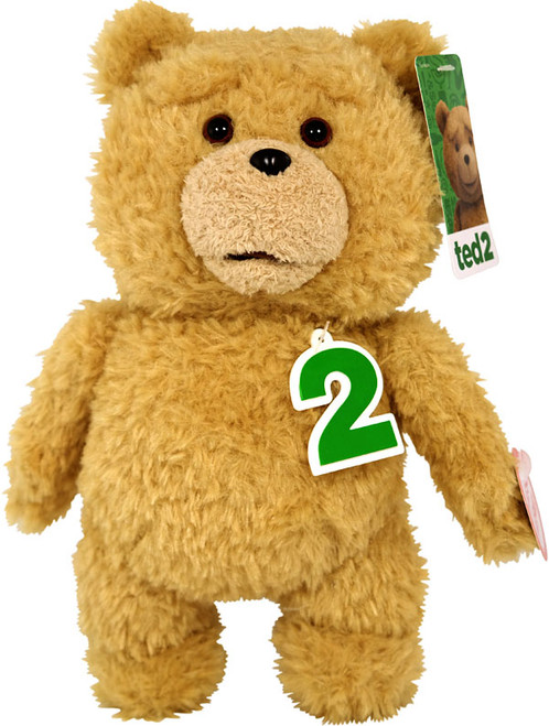 Ted 2 Ted 24-Inch Talking Plush [Explicit]