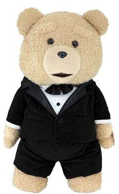 Ted 2 Ted in Tuxedo 24-Inch Talking Plush [Explicit]