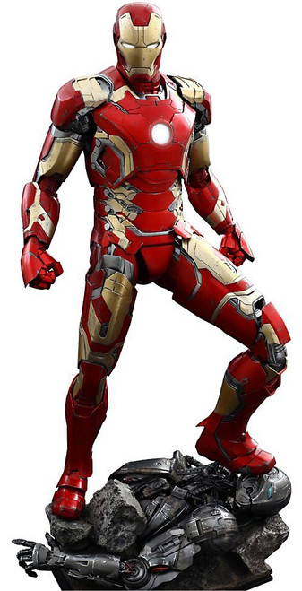 Marvel Avengers Age of Ultron Iron Man Collectible Figure [Mark XLIII]