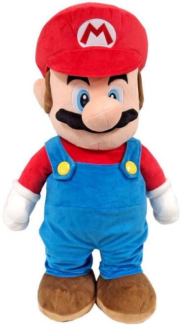 Super Mario Bros Mario 23-Inch Plush