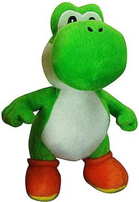 Super Mario Bros Yoshi 18-Inch Plush