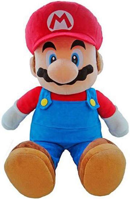 Super Mario Bros Mario 32-Inch Plush