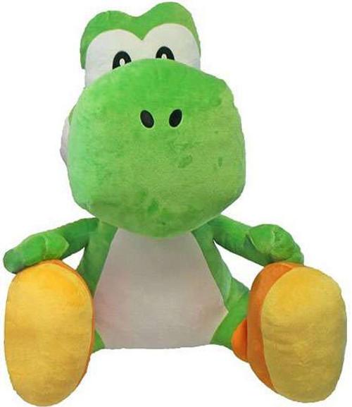 Super Mario Bros Yoshi 20-Inch Plush
