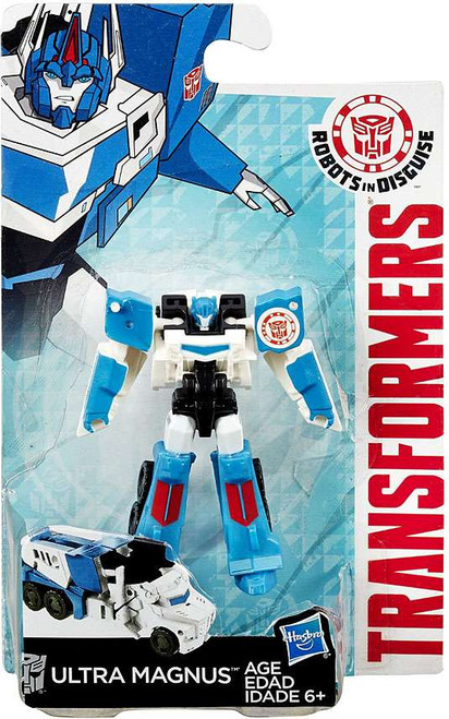 Transformers Robots in Disguise Ultra Magnus Legion Action Figure