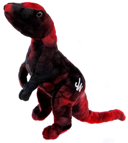 Jurassic World Velociraptor 7-Inch Plush [Red]
