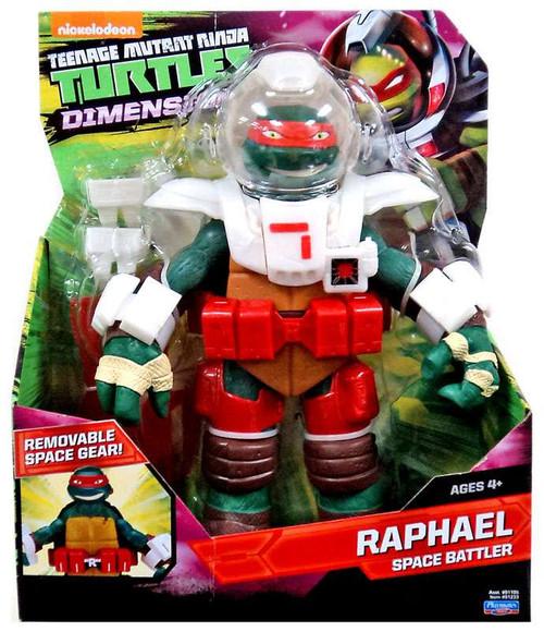 Teenage Mutant Ninja Turtles Nickelodeon Dimension X 10-Inch Raphael Action Figure [Space Battler]