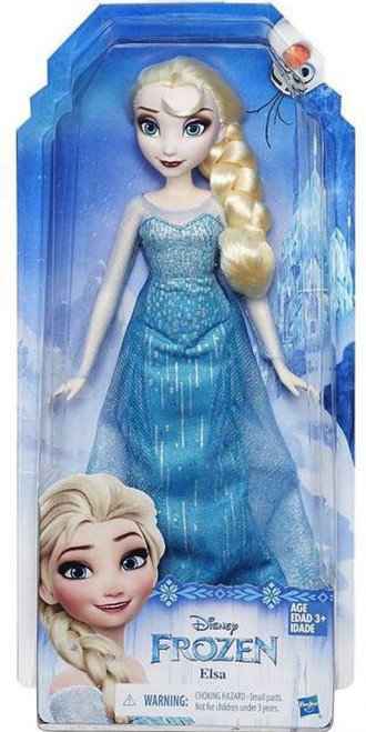 Disney Frozen Elsa 11-Inch Doll