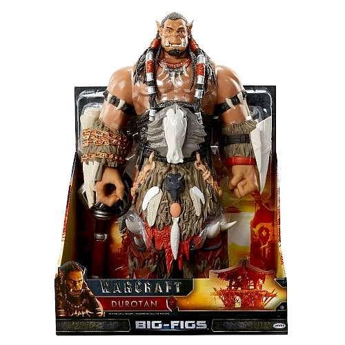 World of Warcraft Durotan 18-Inch Deluxe Figure