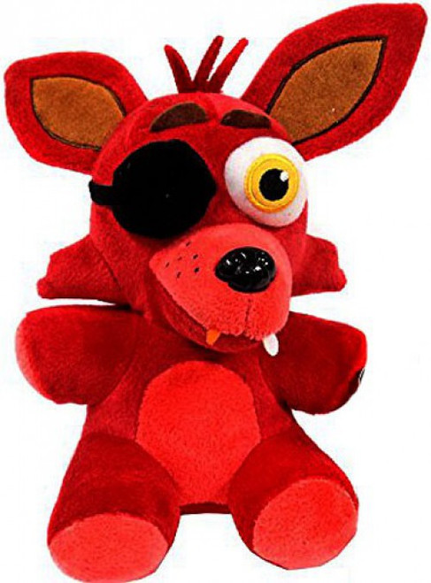 Funko Five Nights at Freddy's Foxy 7-Inch Plush