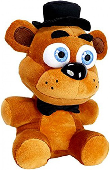 Funko Five Nights at Freddy's Series 1 Freddy 8-Inch Plush