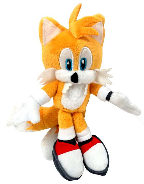 Sonic The Hedgehog Tails 7-Inch Plush Figure