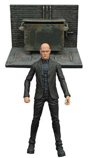 DC Gotham Select Series 3 Mr. Zsasz Action Figure