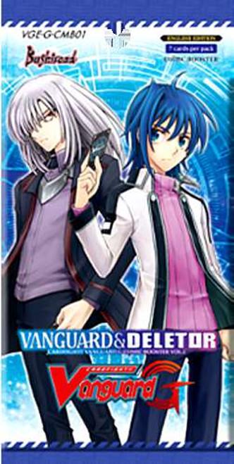 Cardfight Vanguard G Vanguard & Deletor Comic Vol.1 Vanguard & Deletor Comic Booster Pack VGE-G-CMB01